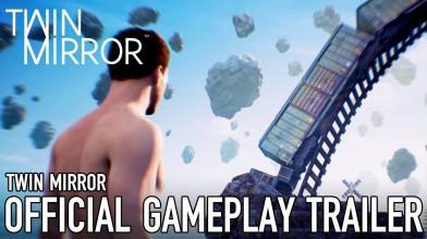 Twin Mirror получила геймплейный трейлер