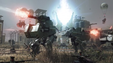Konami готовит кучу контента для Metal Gear Survive