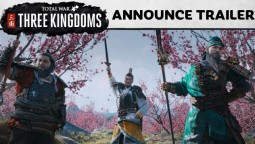 Анонсирована Total War: Three Kingdoms