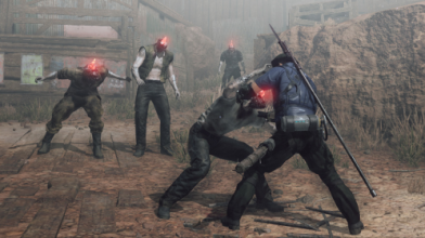 Расшевелили мертвеца. Представлена фигурка зомби из Metal Gear Survive