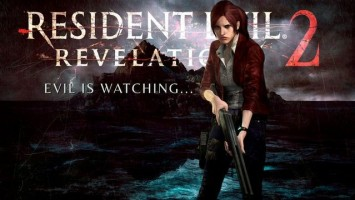 Resident Evil: Revelations 2 episode 1 — The Last of US «по-японски»