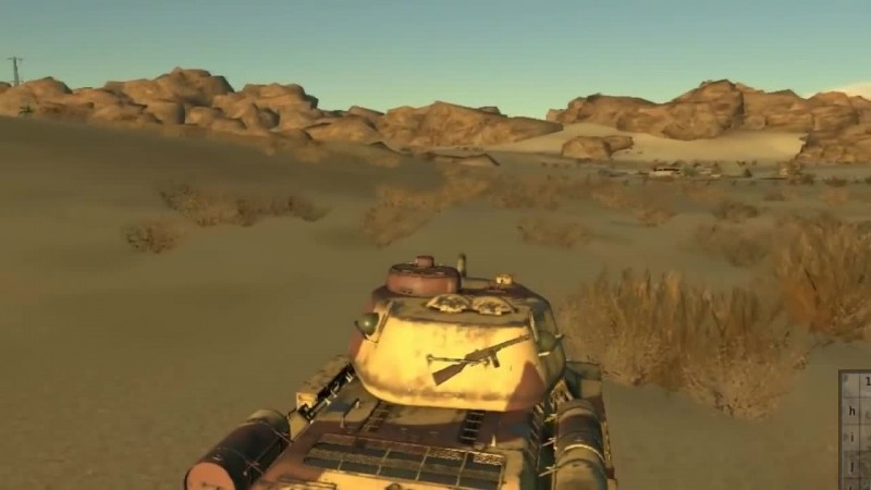WarThunder Афера в пустыне 1 Часть