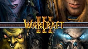 Геймплей фанатского ремейка WarCraft III