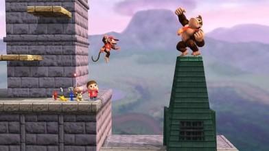 Крупное обновление для Super Smash Bros. для Wii U и 3DS