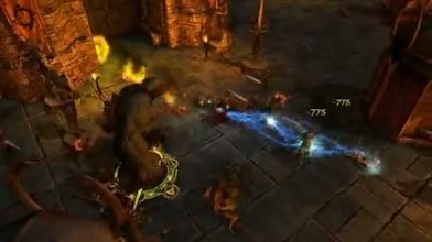 """Realms of Ancient War """"The Wizard Class Trailer"""""""