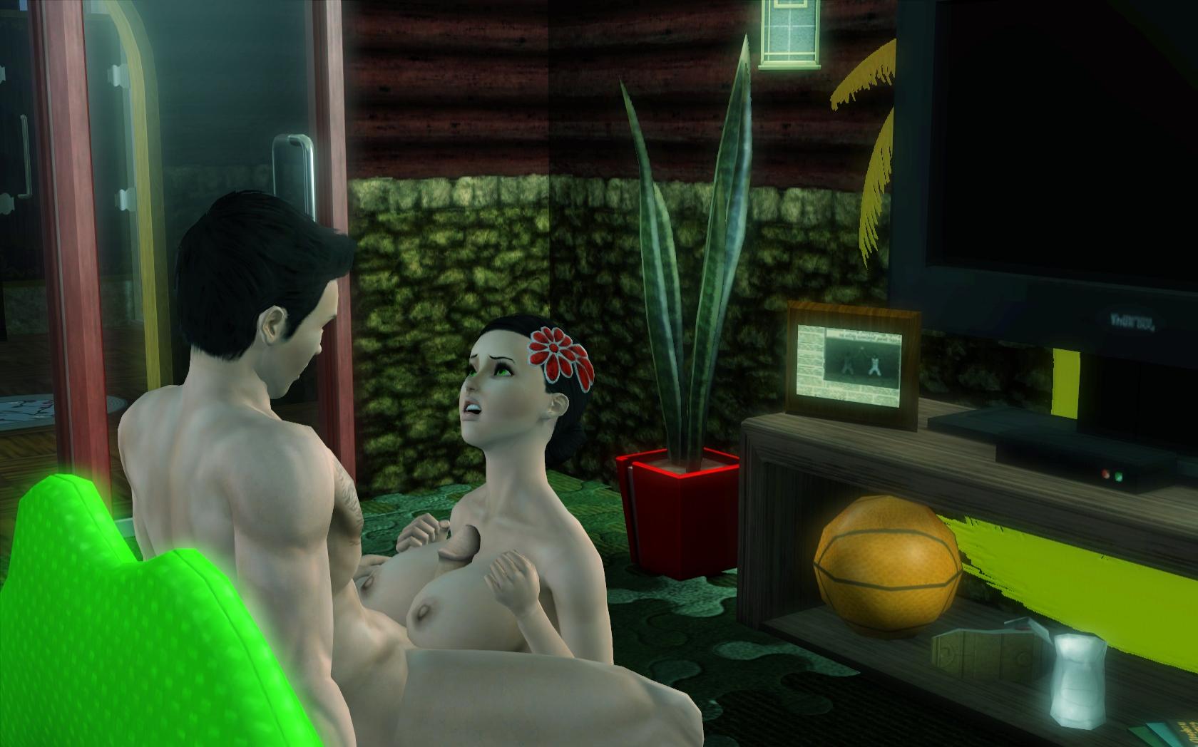 симс 2 секси видео