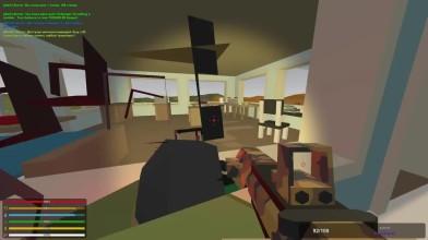 Мега зомби кидающийся камнями со своей армией зараженных атакует нас - UNTURNED 3.0