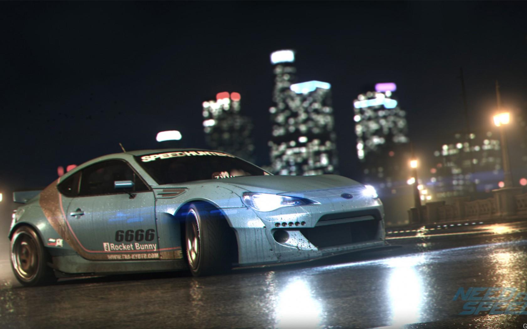 Need For Speed 2015 - Обои для рабочего стола в высоком ...