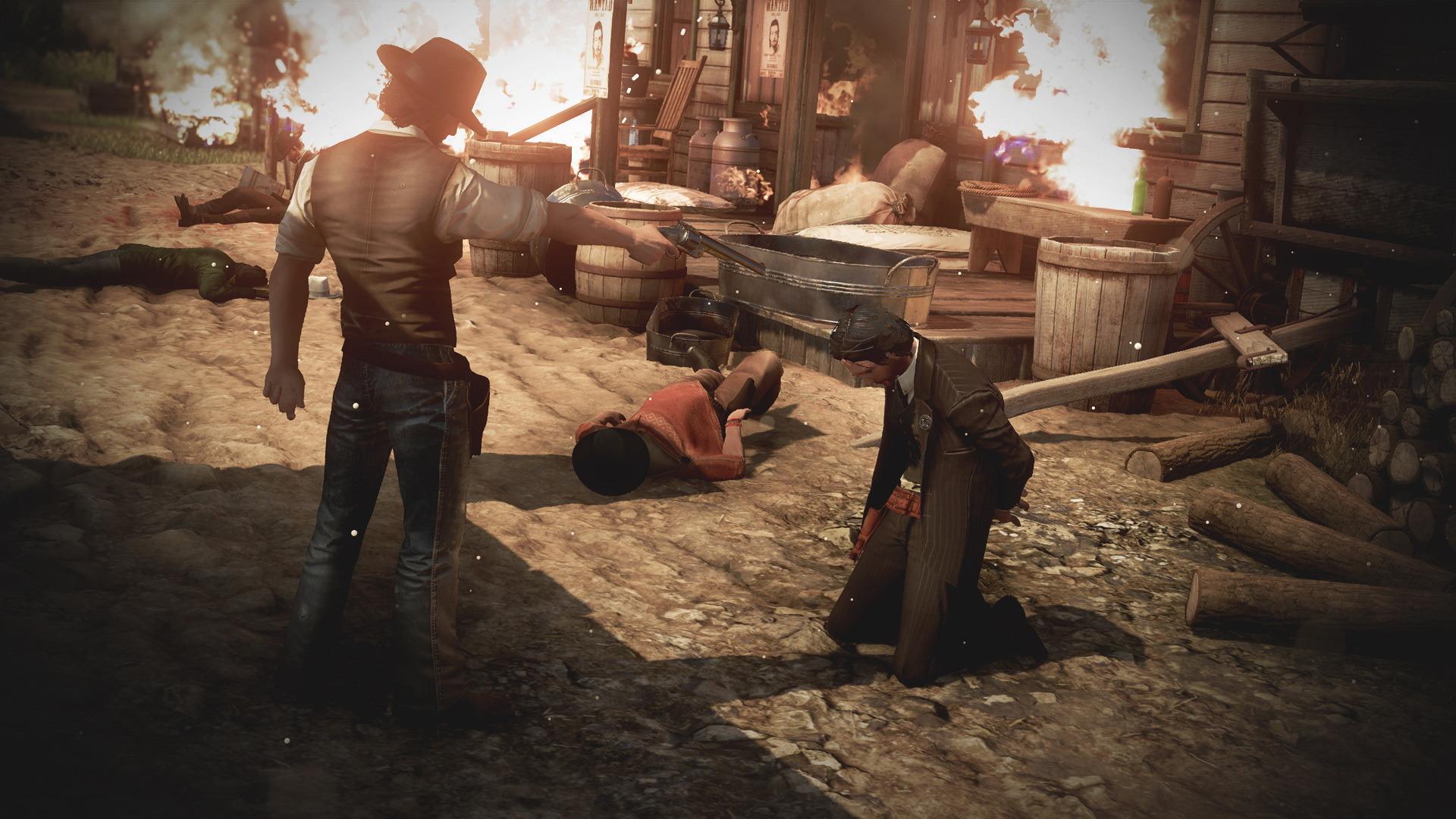 Wild West онлайн запустят в текущем году дляПК