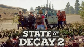 State of Decay 2 - Новый геймплей с PAX East