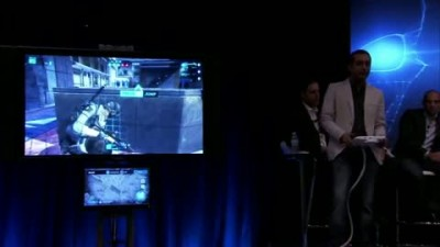 "Tom Clancy's Ghost Recon Online ""E3 2011 Walkthrought II Wii"""