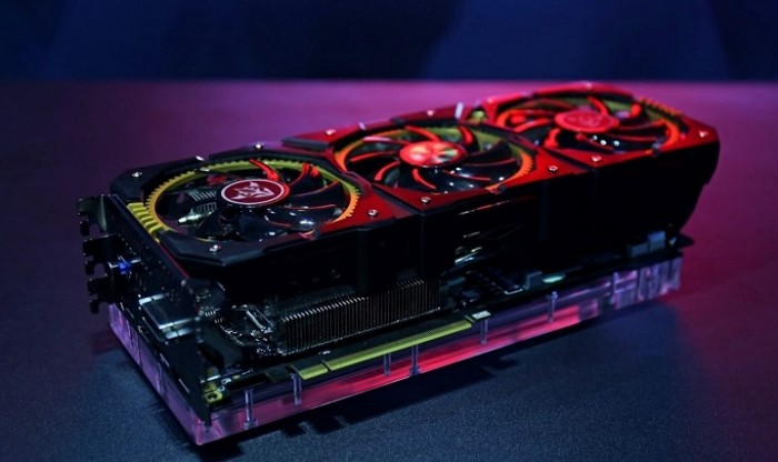 Colorful GeForce GTX 1080 iGame Kudan