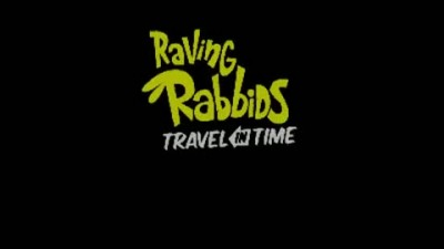"Raving Rabbids: Travel in Time ""Bwaaah to the Future Trailer"""