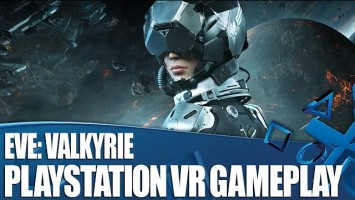 EVE: Valkyrie - PlayStation VR в космосе