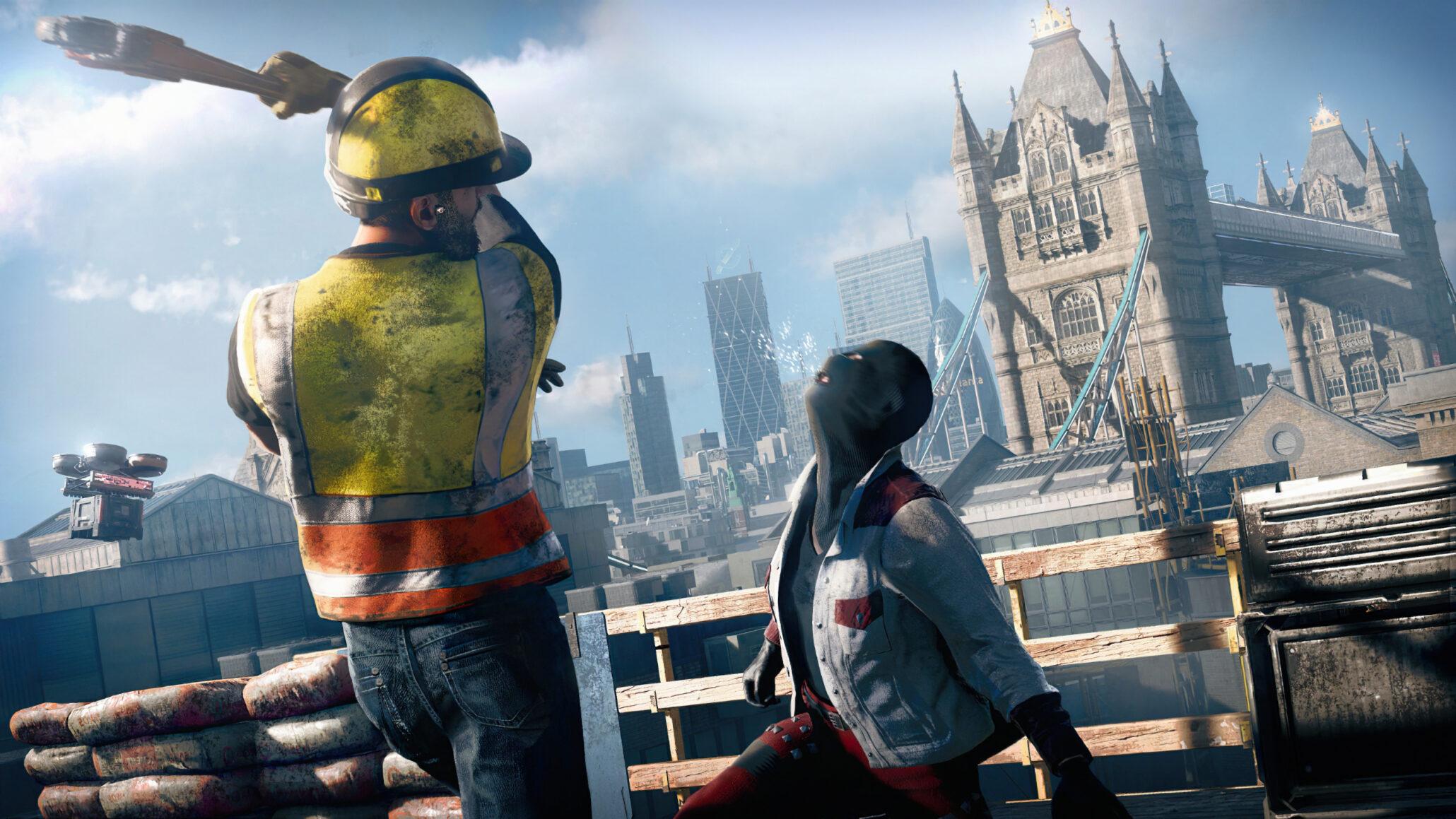 Директор Watch Dogs Legion объяснил, как игра была усовершенствована с момента её переноса