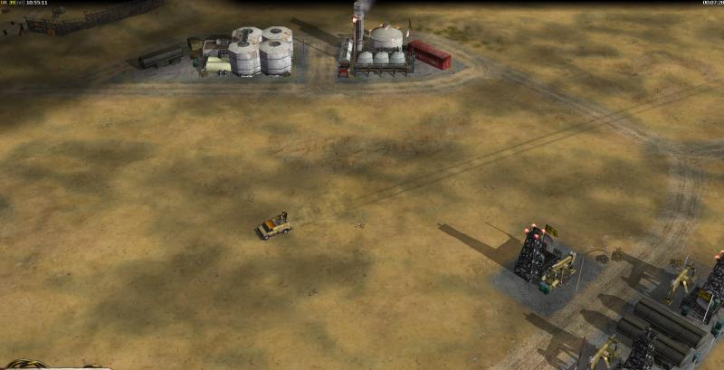 НПЗ и 3 нефтяные платформы верхнего игрока