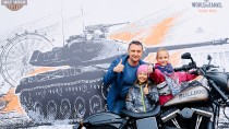 """Фестиваль """"Wargaming Fest: День танкиста 2019"""" привлёк 250 тысяч гостей"""