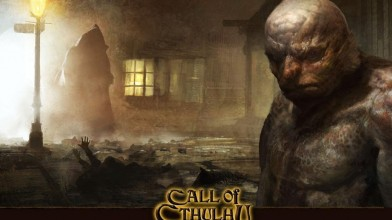 Лавкрафт и Call of Cthulhu: Dark Corners of the Earth.