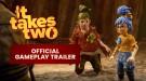 Electronic Arts опубликовала новый геймплейный трейлер It Takes Two