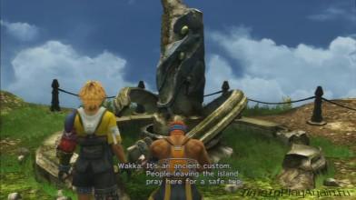 Final Fantasy X HD Remastered на русском языке. Отплываем. Серия 5