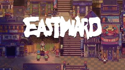 Трейлер ролевой игры Eastward