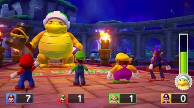 "Mario Party 10 ""Все битвы с боссами (мини игры)"""