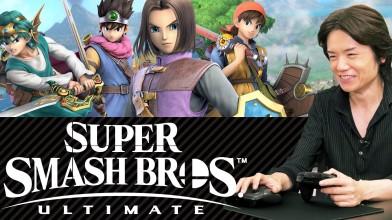 Анонсирована презентация нового героя Super Smash Bros. Ultimate