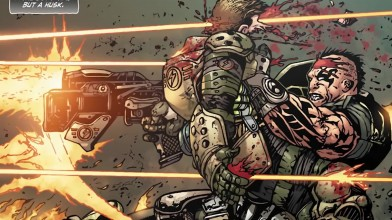 Либрариум - история Gears of War