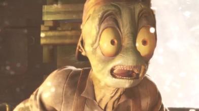 Oddworld: Soulstorm - Трейлер на русском - VHSник