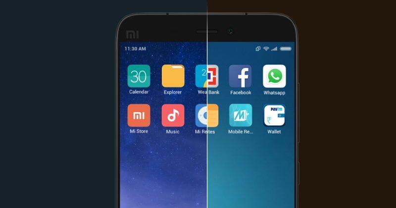 Сотрудники Xiaomi рассказали о сроках выхода MIUI 9