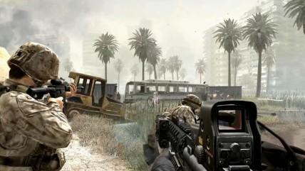 Официально: Call of Duty: Modern Warfare Remastered выйдет отдельно 07 июня на PS4, а позже на Xbox One и PC