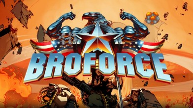 Релиз Broforce