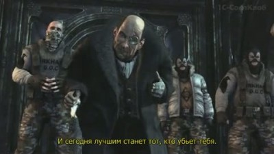 "Batman: Arkham City ""Пингвин (Рус.)"""