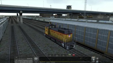 Train Simulator 2016 - EMD SW10 - Манёвры (Sherman Hill)