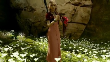 "Lightning Returns: Final Fantasy 13 ""Трейлер DLC костюма Aerith"""