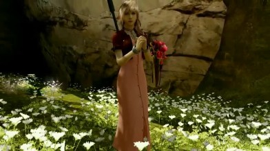 "Lightning Returns: Final Fantasy 13 ""Трейлер DLC костюма Aerith"""