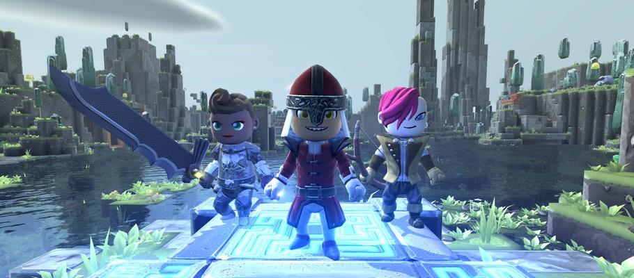 Ролевой экшен-песочница Portal Knights получил 'Легендарное издание'