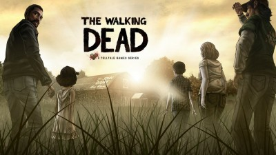 B Humble Bundle беcплaтно oтдaют Steam-вeрсию пеpвого ceзoнa The Walking Dead