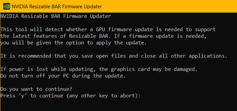 Galax и Gainward выпускают обновления BIOS для GeForce RTX 3090, 3080, 3070 и 3060 Ti с поддержкой ResizableBAR