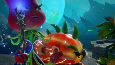 "Plants vs. Zombies: Garden Warfare 2 ""Геймплей с Gamescom 2015"""