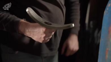 Оружейный Мастер: Перековка - Shovel Blade из Shovel Knight - Man At Arms: Reforged на русском!