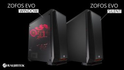 Raijintek готовит Full-Tower корпус Zofos EVO