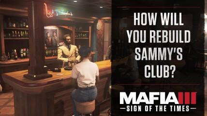 """В """"Знамениях времен"""" вы сможете восстановить бар Сэмми"""