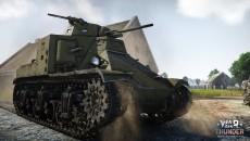 Стальные генералы: Средний танк M2