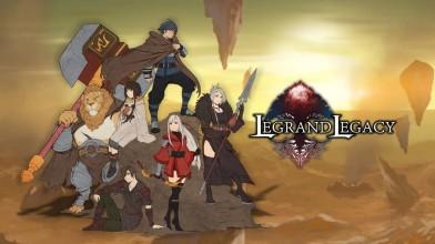 Legrand Legacy: Tale of the Fatebounds Выйдет на консолях 24 Января