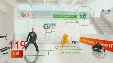 """Your Shape: Fitness Evolved """"G Series Fit Trailer"""""""