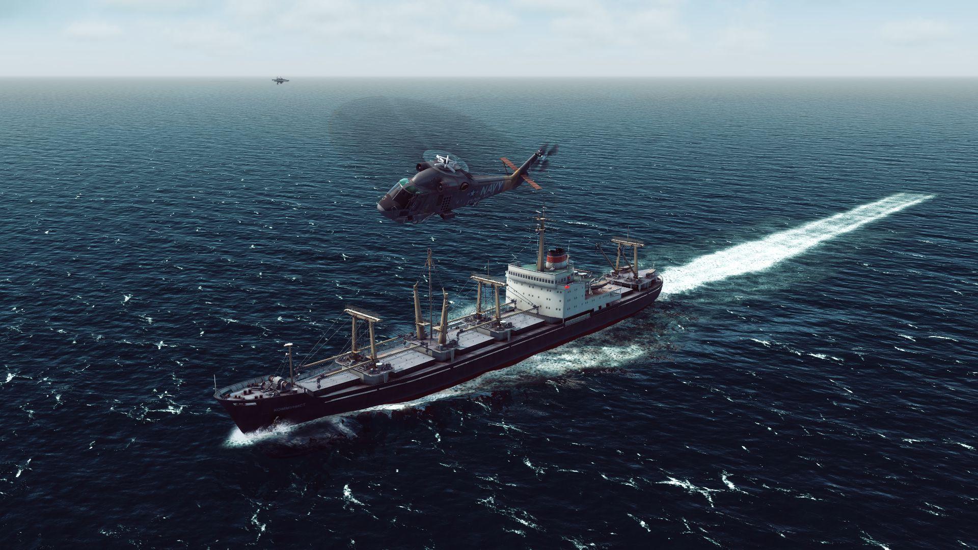 Новые скриншоты военно-морских игр от MicroProse