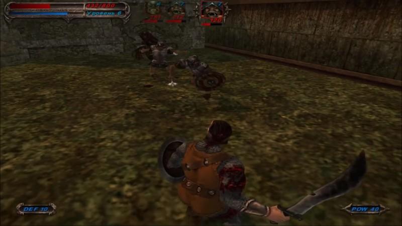 Обзор игры Severence: Blade of Darkness - Легенды живут вечно