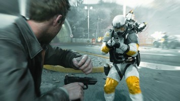 Quantum Break тест GPU (Steam версия)