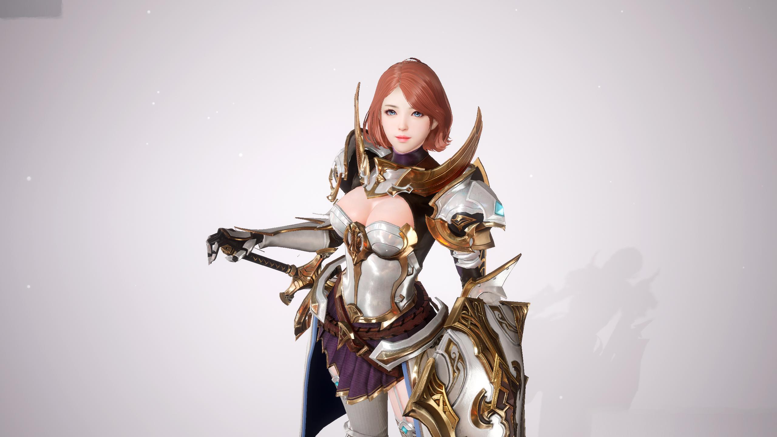 V4 - новая бесплатная MMORPG на движке Unreal Engine 4